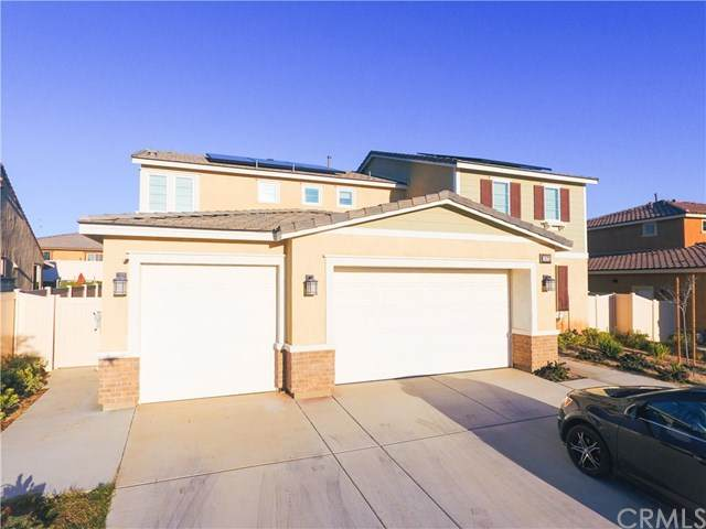 1572 Rose Quartz Lane, Beaumont, CA 92223 (#CV20033115) :: Go Gabby