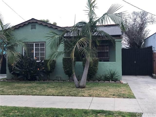 820 W 71st Street, Los Angeles (City), CA 90044 (#CV20033131) :: Crudo & Associates