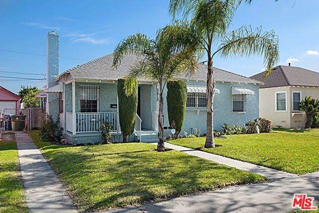 3610 Potomac Avenue, Los Angeles (City), CA 90016 (#20553876) :: The Costantino Group | Cal American Homes and Realty