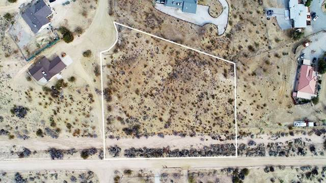0 Hilton Court, Yucca Valley, CA  (#JT20033143) :: RE/MAX Masters