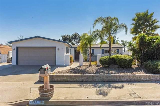 675 Terrace Ave, Escondido, CA 92026 (#200007578) :: Twiss Realty