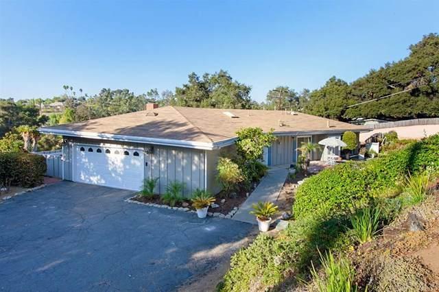 1236 Hillside Dr, Fallbrook, CA 92028 (#200007597) :: Team Tami
