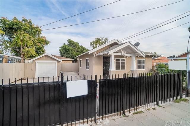 6110 Raymond Avenue, Los Angeles (City), CA 90044 (#DW20033268) :: Crudo & Associates