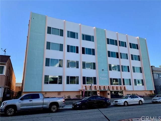 335 Cedar Avenue #108, Long Beach, CA 90802 (#PW20033377) :: RE/MAX Masters