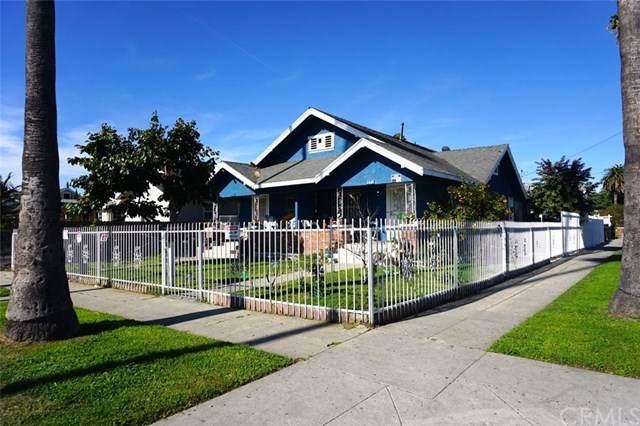 1601 W 51st Street, Los Angeles (City), CA 90062 (#PW20031812) :: Crudo & Associates