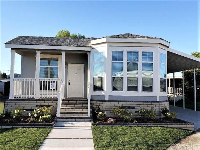 8801 Eton Avenue #56, Canoga Park, CA 91304 (#SR20032970) :: Better Living SoCal