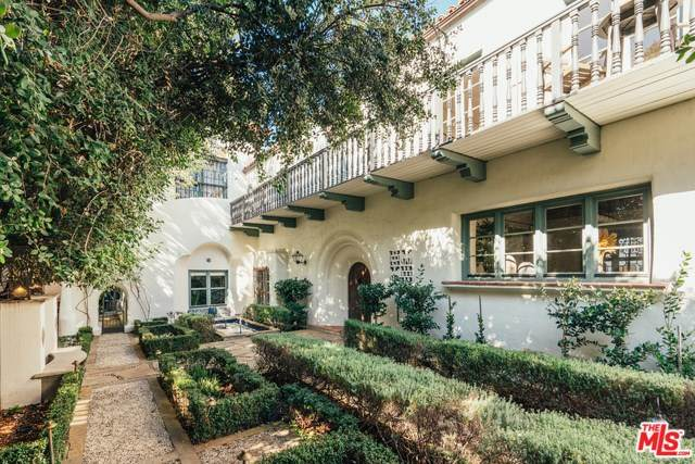 911 N Beverly Drive, Beverly Hills, CA 90210 (#20553896) :: RE/MAX Masters