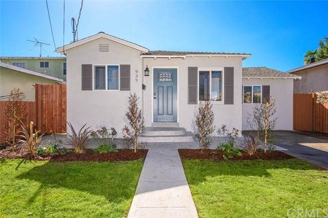 939 W Oliver Street, San Pedro, CA 90731 (#DW20030588) :: Keller Williams Realty, LA Harbor