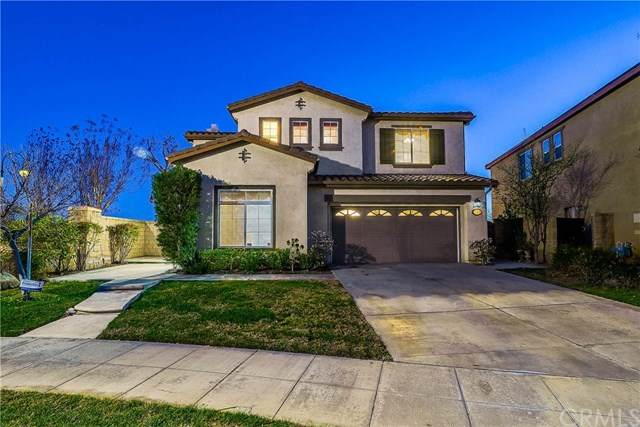 1390 Philo Court, Upland, CA 91784 (#CV20029364) :: RE/MAX Masters