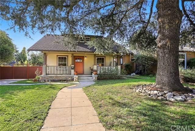 1557 N El Molino Avenue, Pasadena, CA 91104 (#AR20033575) :: Allison James Estates and Homes