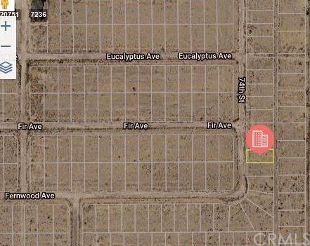 0 74th Street, California City, CA  (#CV20033626) :: RE/MAX Masters
