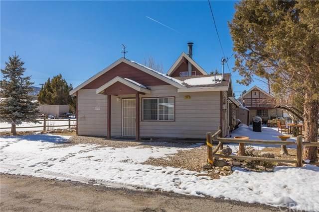 919 Fir Lane, Big Bear, CA 92314 (#PW20033679) :: Allison James Estates and Homes