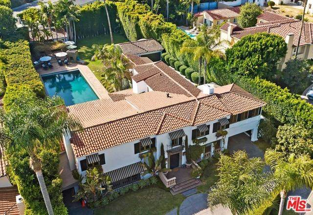 1113 Tower Road, Beverly Hills, CA 90210 (#20554452) :: RE/MAX Masters