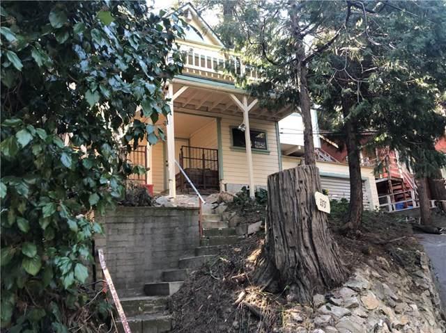 23737 Bowl Road, Crestline, CA 92325 (#EV20033742) :: The Brad Korb Real Estate Group