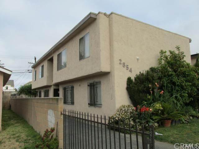 2854 S Orange Drive, Los Angeles (City), CA 90016 (#PW20033796) :: Z Team OC Real Estate