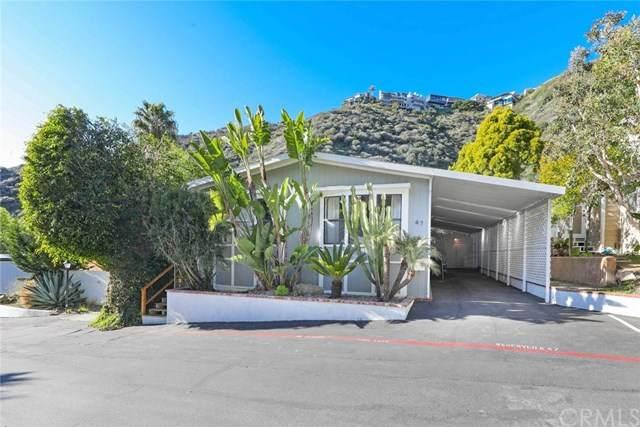 30802 Coast Hwy K47, Laguna Beach, CA 92651 (#OC20033778) :: Doherty Real Estate Group