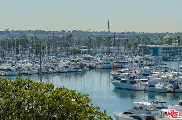 4335 Marina City Drive #734, Marina Del Rey, CA 90292 (#20548682) :: Crudo & Associates
