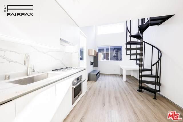 105 S Fairfax Avenue #307, Los Angeles (City), CA 90036 (#20554570) :: Berkshire Hathaway Home Services California Properties