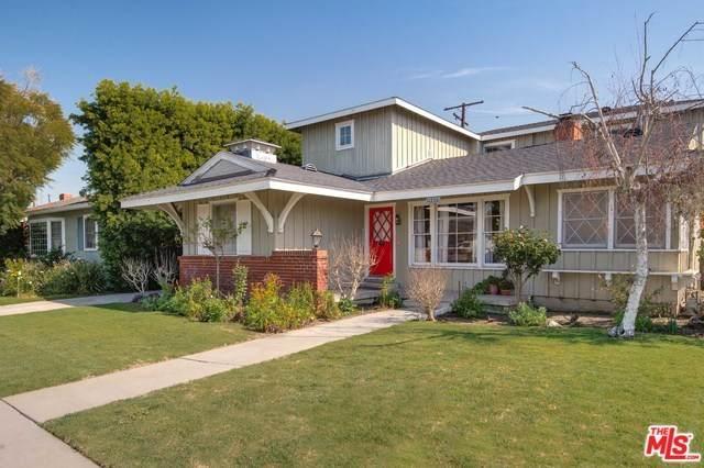 11232 Franklin Avenue, Culver City, CA 90230 (#20552642) :: Twiss Realty