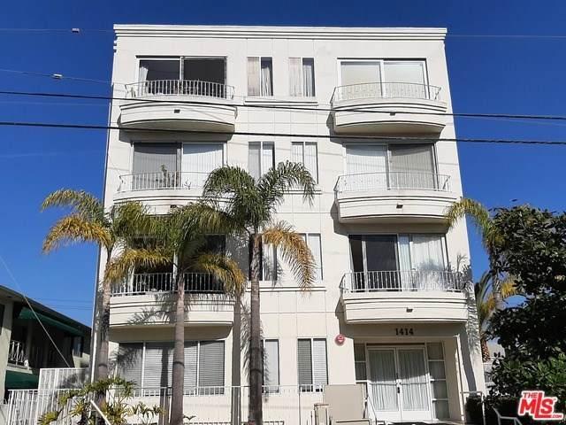 1414 S Saltair Avenue #102, Los Angeles (City), CA 90025 (#20554568) :: Veléz & Associates