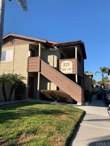 521 Calle Montecito #103, Oceanside, CA 92057 (#200007761) :: Keller Williams Realty, LA Harbor