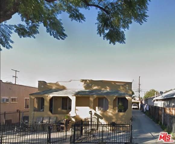 1161 E 59TH Place, Los Angeles (City), CA 90001 (#20553726) :: RE/MAX Masters