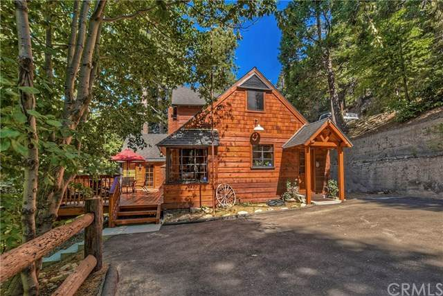 786 Oak Road, Lake Arrowhead, CA 92352 (#EV20033930) :: RE/MAX Masters