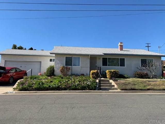 2309 Maxson, Oceanside, CA 92054 (#200007783) :: Keller Williams Realty, LA Harbor