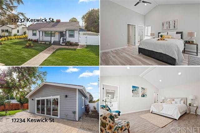 17232-17234 Keswick Street, Lake Balboa, CA 91406 (#SR20033948) :: The Brad Korb Real Estate Group