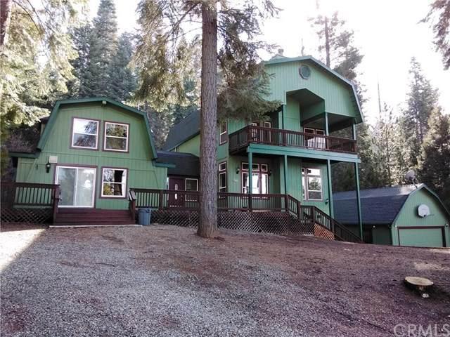 40793 Woodland Road, Shaver Lake, CA 93664 (#FR20033759) :: RE/MAX Parkside Real Estate