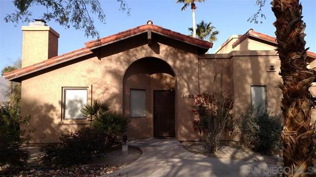 1652 Las Casitas, Borrego Springs, CA 92004 (#200007816) :: The Brad Korb Real Estate Group