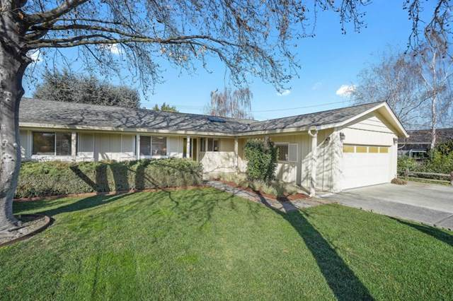 2163 Dianne Drive, Santa Clara, CA 95050 (#ML81782836) :: The Costantino Group   Cal American Homes and Realty