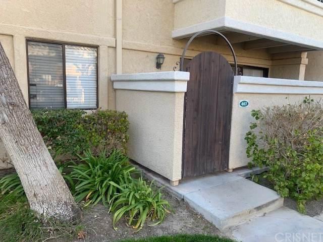 18820-407 Mandan Street #407, Canyon Country, CA 91351 (#SR20032618) :: RE/MAX Masters