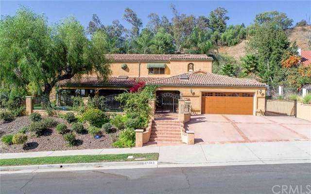 17263 Signature Drive, Granada Hills, CA 91344 (#BB20033886) :: The Brad Korb Real Estate Group