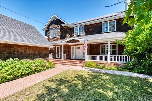 529 W Orange Grove Avenue, Sierra Madre, CA 91024 (#AR20026233) :: Coldwell Banker Millennium