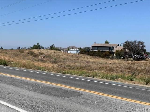 0 El Sobrante Rd., Riverside, CA  (#TR20034157) :: Allison James Estates and Homes