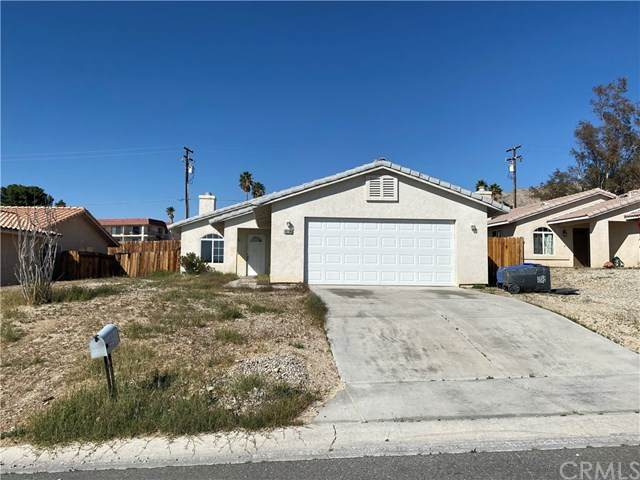 68160 Calle Azteca, Desert Hot Springs, CA 92240 (#CV20034161) :: The Costantino Group | Cal American Homes and Realty