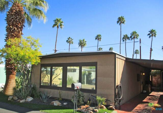 66 Nile Street, Palm Springs, CA 92264 (#20554660) :: Twiss Realty