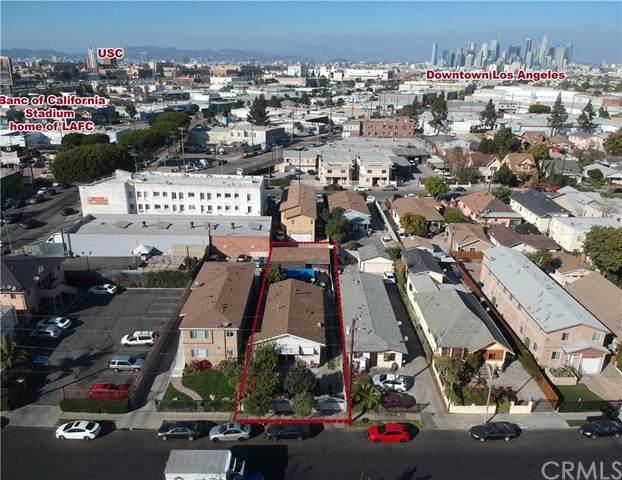 263 W 41st Street, Los Angeles (City), CA 90037 (#MB20027556) :: RE/MAX Masters