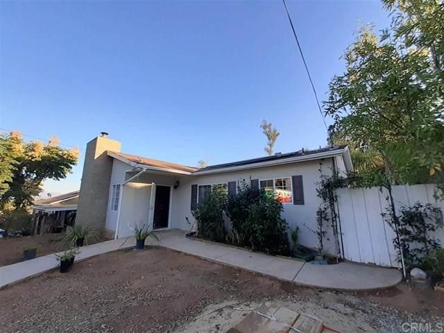 256 Almond St, Fallbrook, CA 92028 (#200007860) :: A|G Amaya Group Real Estate