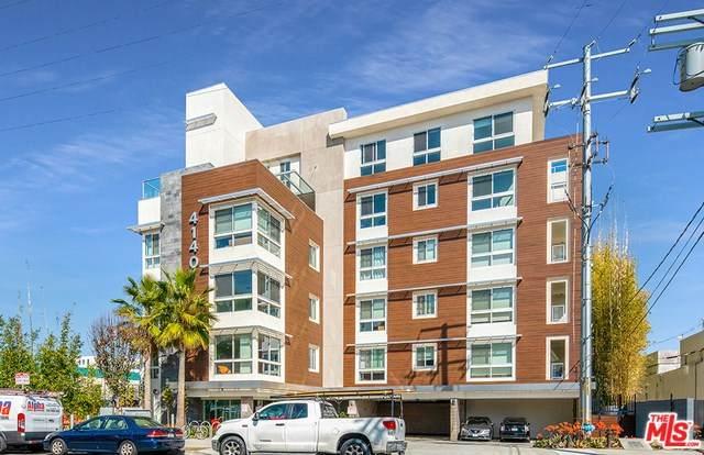 4140 Glencoe Avenue #511, Marina Del Rey, CA 90292 (#20554610) :: Crudo & Associates
