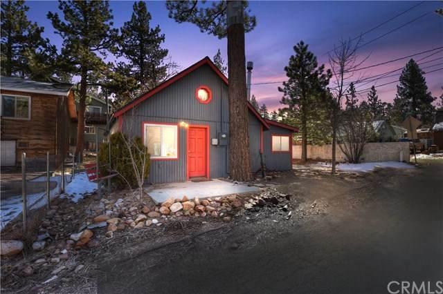 443 Dixie Lane, Big Bear, CA 92315 (#EV20034224) :: Allison James Estates and Homes