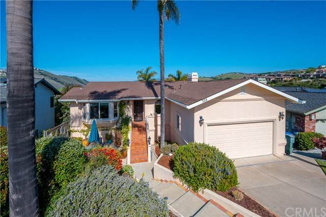 328 Valley View Drive, Pismo Beach, CA 93449 (#PI20034284) :: Rose Real Estate Group
