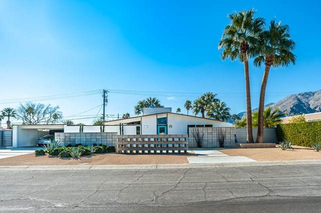 465 Desert Holly Circle, Palm Springs, CA 92262 (#219039087PS) :: Allison James Estates and Homes