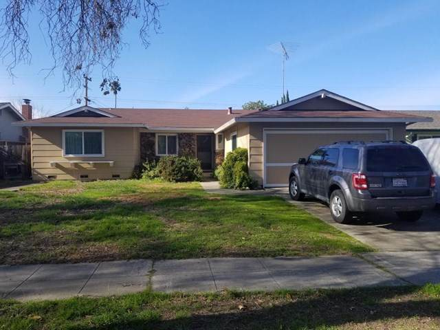 1251 Burnham Drive, San Jose, CA 95132 (#ML81782862) :: Go Gabby