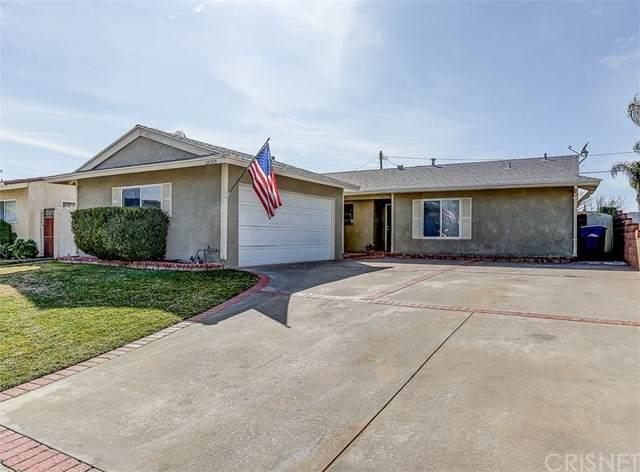 26709 Mocha Drive, Saugus, CA 91350 (#SR20034358) :: RE/MAX Empire Properties