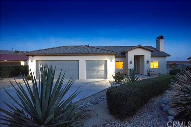 64865 Burke Court, Desert Hot Springs, CA 92240 (#IV20033954) :: The Costantino Group | Cal American Homes and Realty