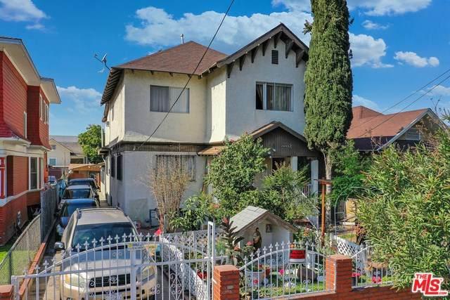 2005 Magnolia Avenue, Los Angeles (City), CA 90007 (#20554684) :: Z Team OC Real Estate