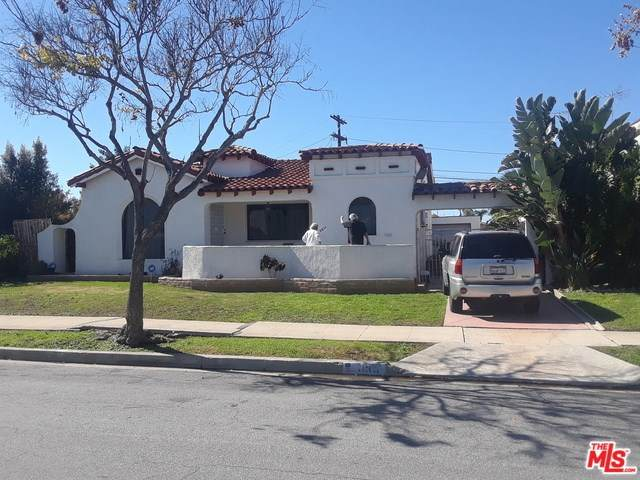 8311 S 4TH Avenue, Inglewood, CA 90305 (#20552494) :: RE/MAX Masters