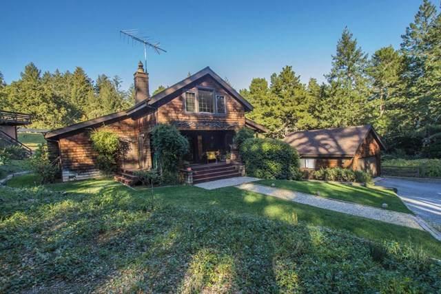 2200 Bear Gulch Road, Woodside, CA 94062 (#ML81782871) :: Pam Spadafore & Associates